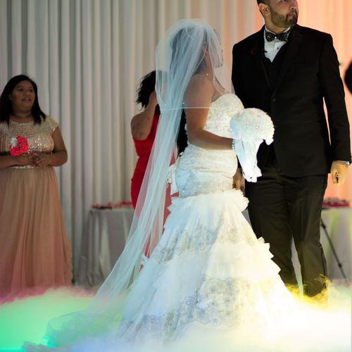 GLENDALE WEDDING