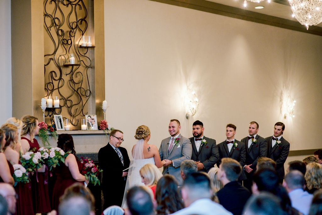 Wedding for Matt and Erica