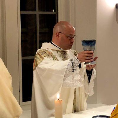 Avatar for Fr. Joseph K. Grieboski Alexandria, VA Thumbtack