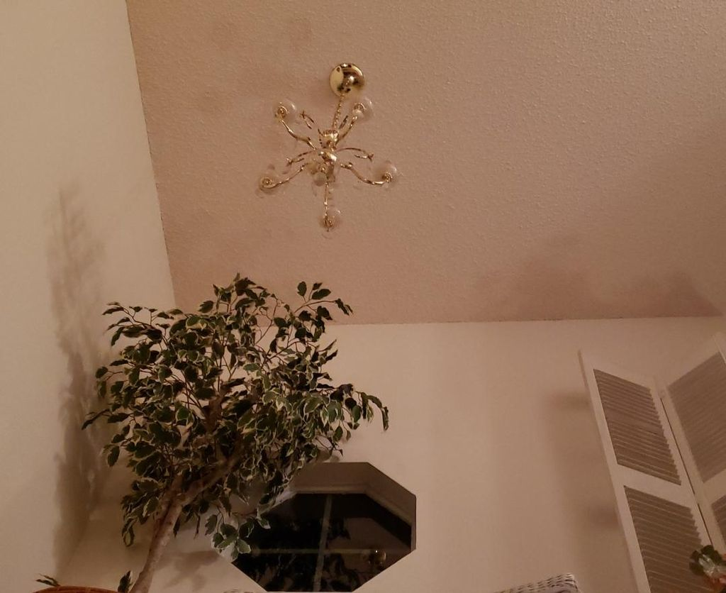 Replace Foyer Chandelier