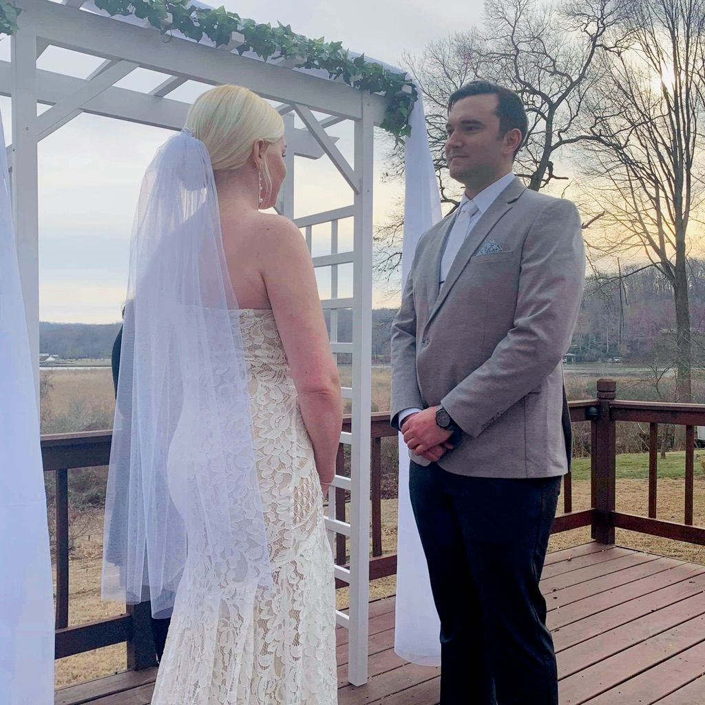 Wedding Officiant - Stafford 2019