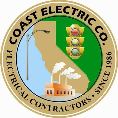 Avatar for Coast electric company. 6269237004 lic# 591562