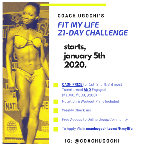 Join my 21-Day Challenge!