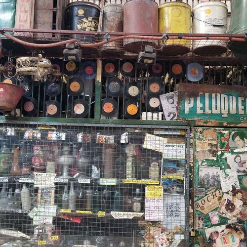 Market in Buenos Aires, Argentina