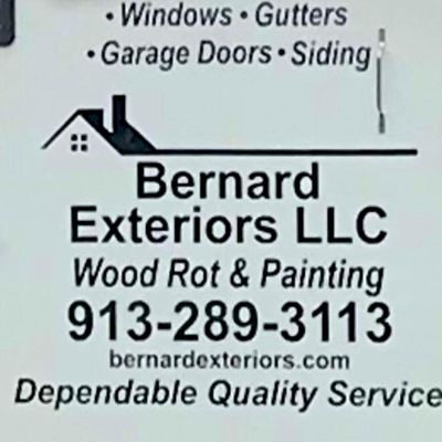 Avatar for Bernard Exteriors LLC Lees Summit, MO Thumbtack