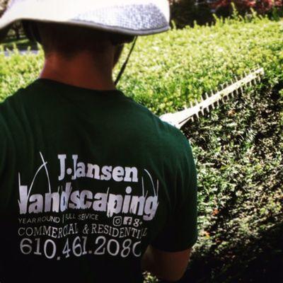 Avatar for J. Jansen Landscaping LLC Folsom, PA Thumbtack