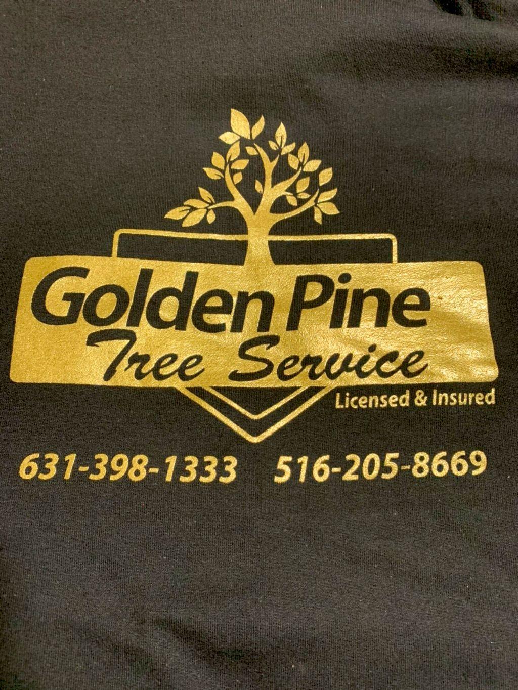 Golden pine tree service