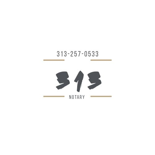 313 Notary