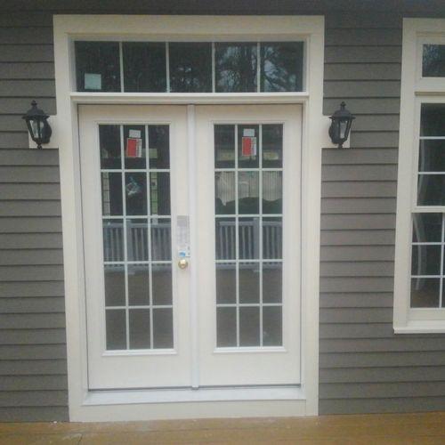 Deck Door replacement 3800