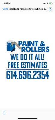 "Avatar for Paint & Rollers ""Your Project, Our Legacy"""
