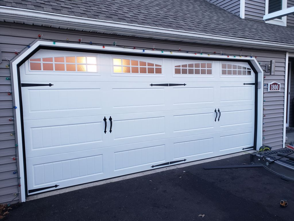 Pella Amarr garage door