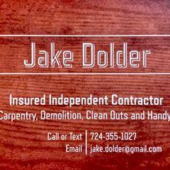 Avatar for Jake Dolder