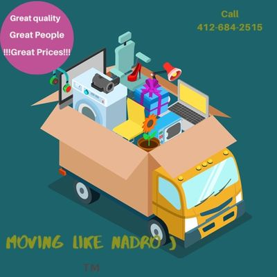 Avatar for Moving Like Nadro J Pittsburgh, PA Thumbtack