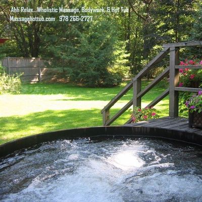 Avatar for Ahh Relax...Wholistic Massage, Bodywork, & Hot Tub Acton, MA Thumbtack