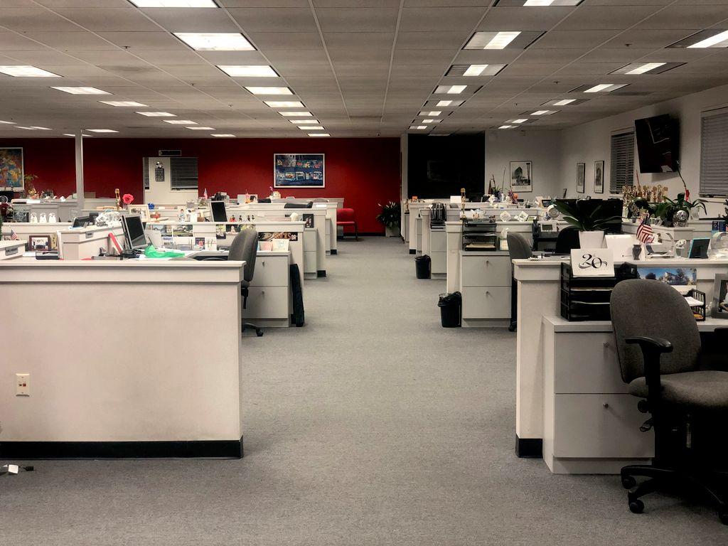 Standard office upkeep