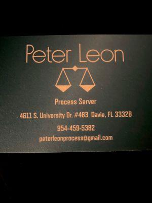 Avatar for Leon Process Fort Lauderdale, FL Thumbtack