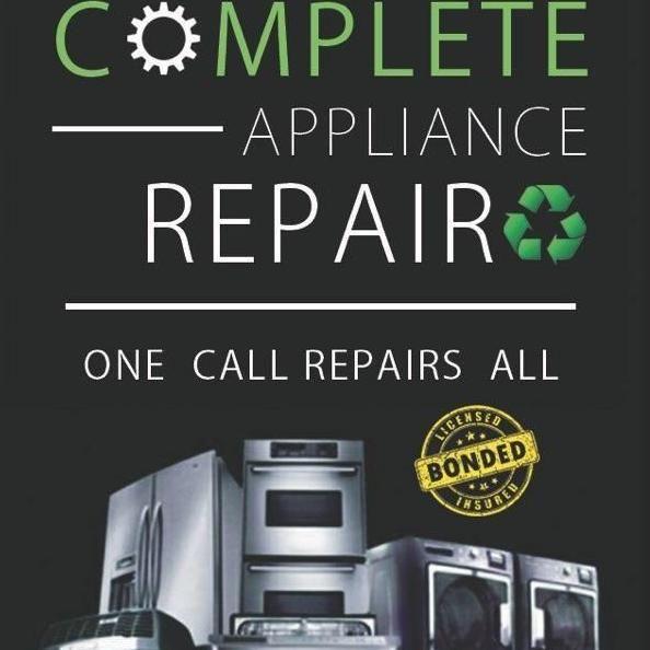 Complete Appliance Repair