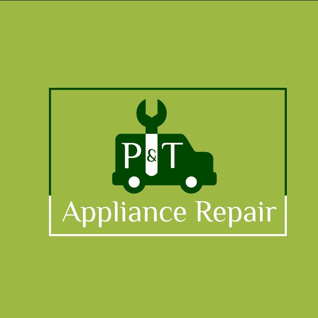 P&T Appliance Repair