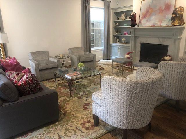 Living Room Updating