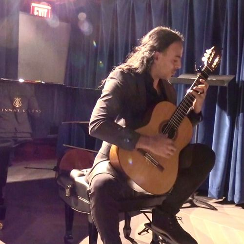 Performance at the Boomingdale School of Music, NYC/2019.