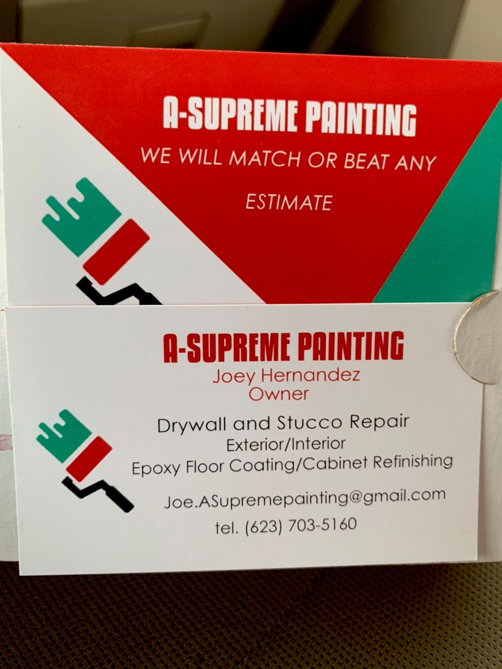 A-SUPREME PAINTING