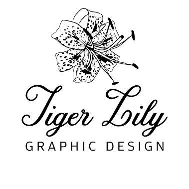 Tiger Lily Graphic Design