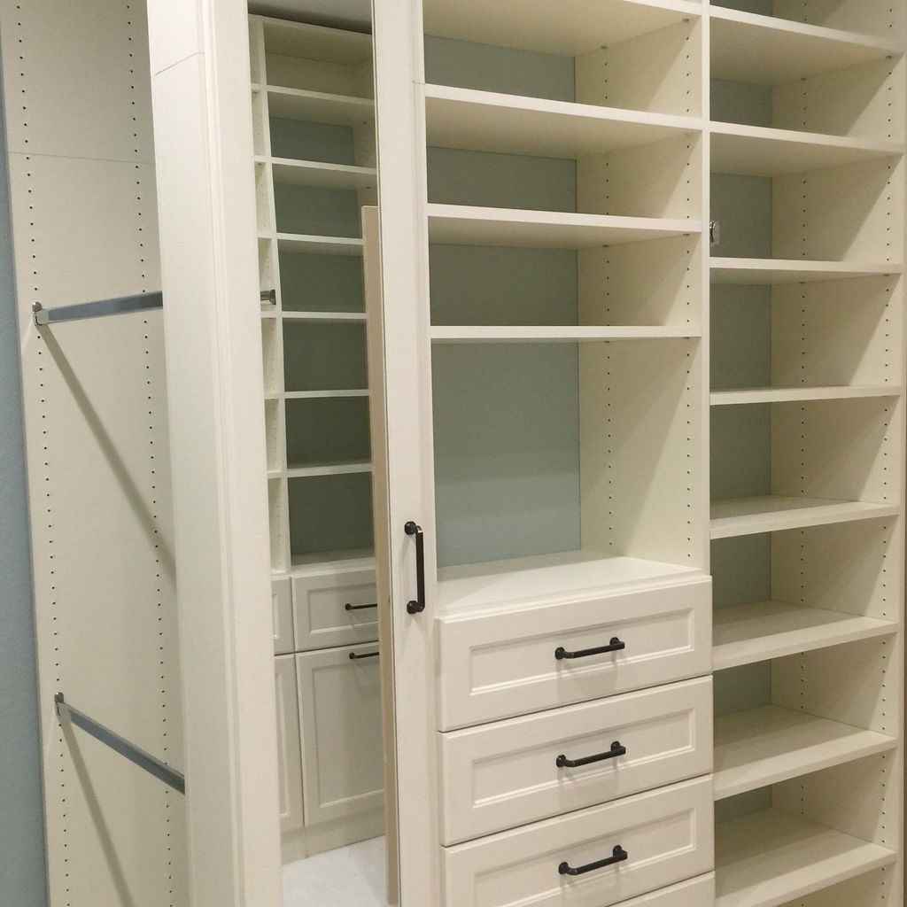 Closets, Storage, and More
