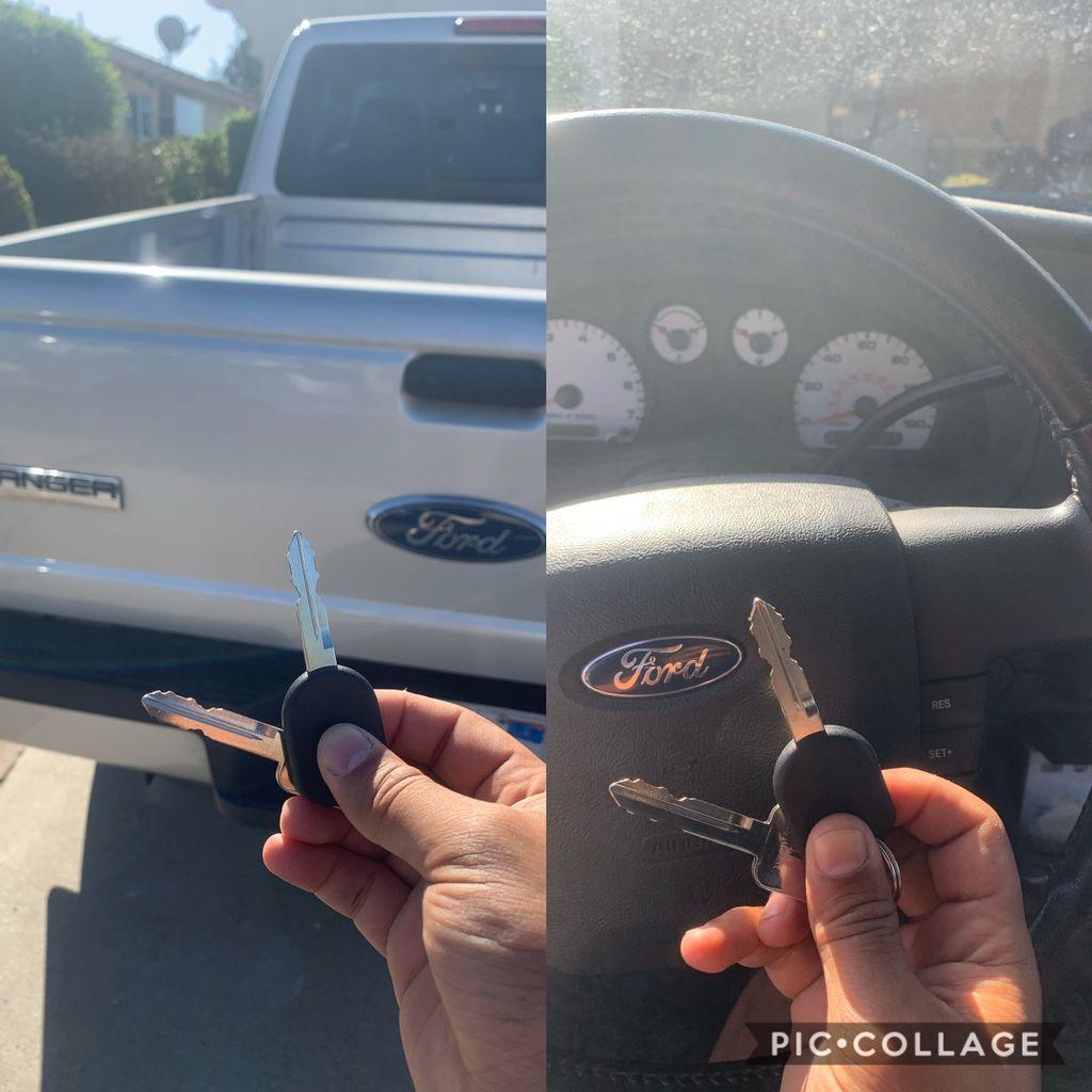 Make a Car keys