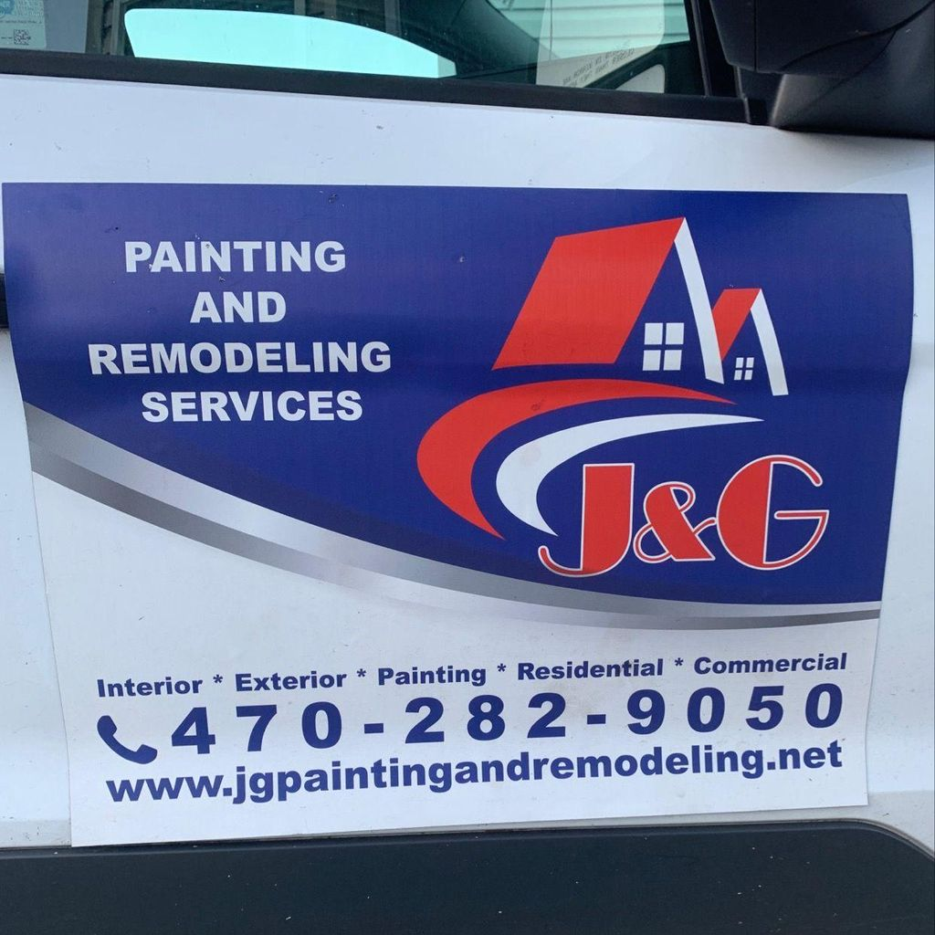 J&g painting and remodeling services