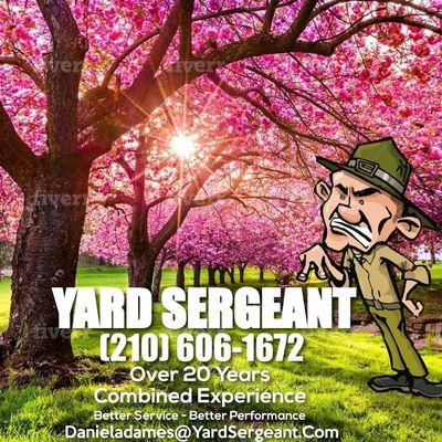Avatar for Yard Sergeant San Antonio, TX Thumbtack