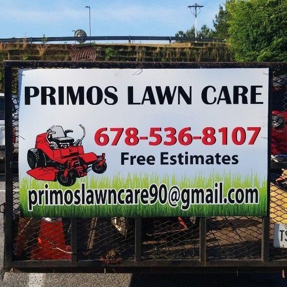 primos lawncare services