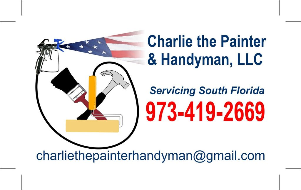 Charlie the painter and handyman