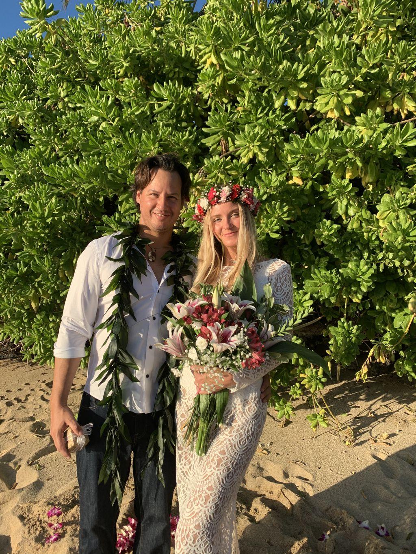 Wedding Officiant - Honolulu 2019