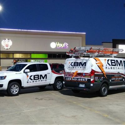 Avatar for KBM Electric Garland, TX Thumbtack