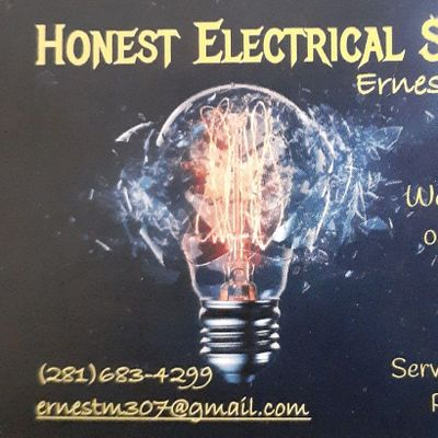 Avatar for Honest  Electrical service