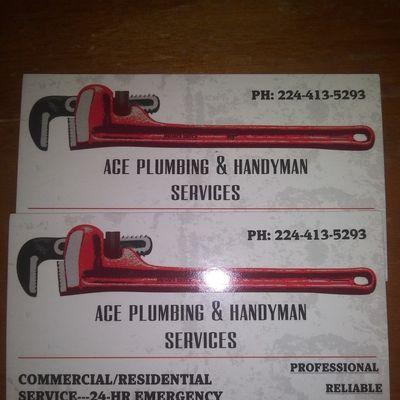Avatar for Ace Plumbing and handyman service Waukegan, IL Thumbtack