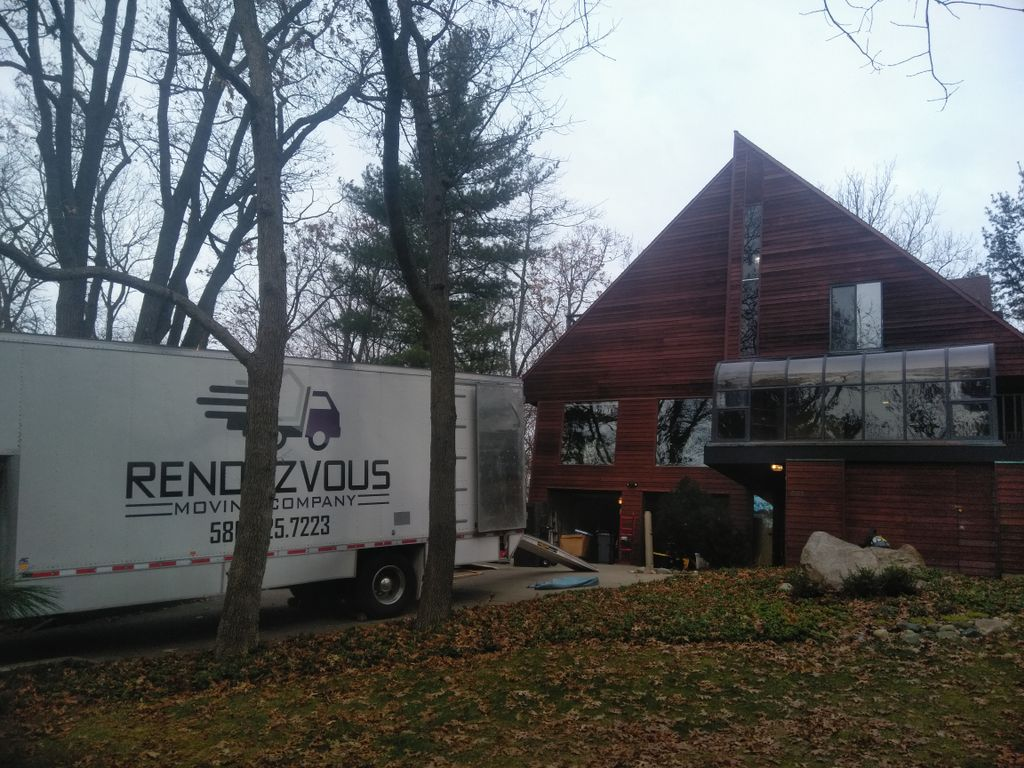 Complete home move