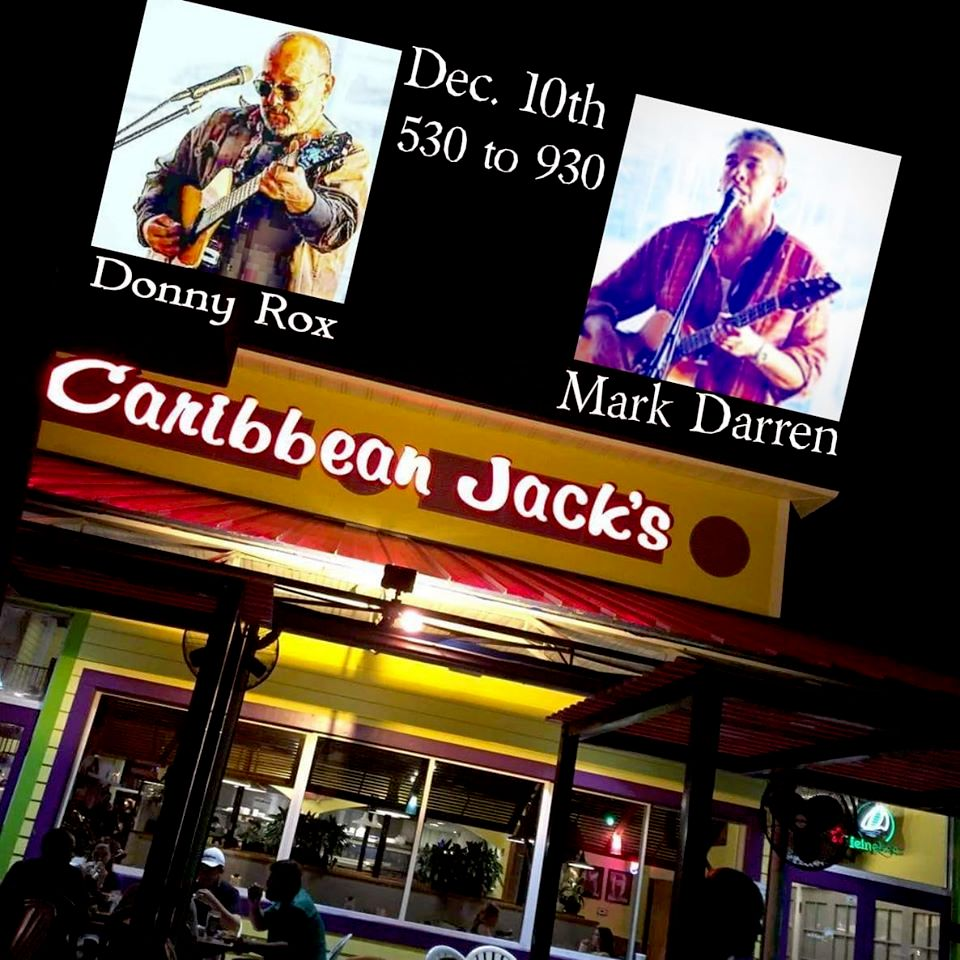 Caribbean Jacks Daytona Beach