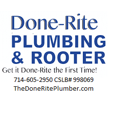 Avatar for Done Rite Plumbing and Rooter Orange, CA Thumbtack