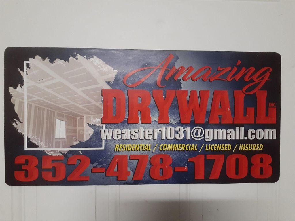 AMAZING Drywall Inc