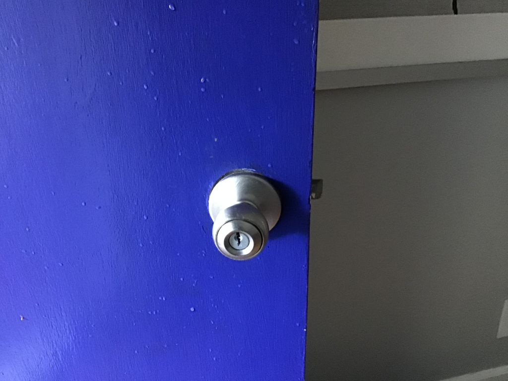 Electronic Deadbolt Installation with Door Preparation