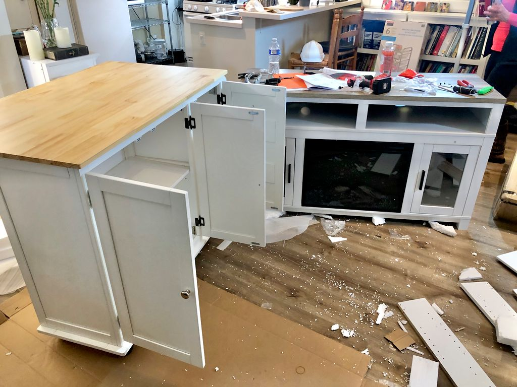 5 home furniture Assembly & install