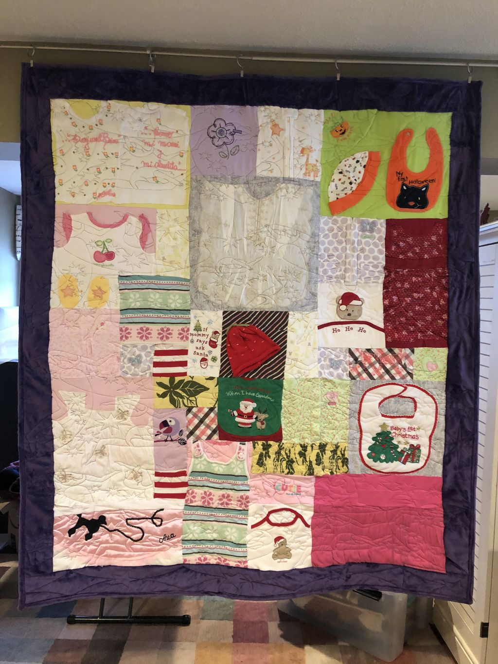 Quilting - Baby Clothes
