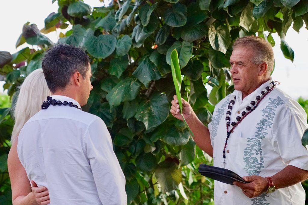 Wedding Officiant - Kapolei 2019