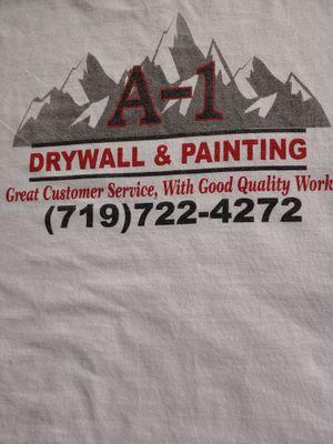 Avatar for A-1 Drywall & Painting,LLC Colorado Springs, CO Thumbtack