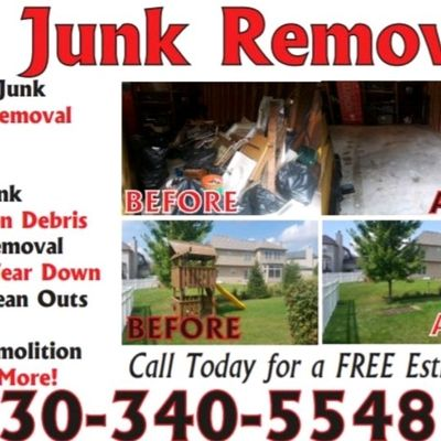 Avatar for Ace Junk Removal Pros Naperville, IL Thumbtack