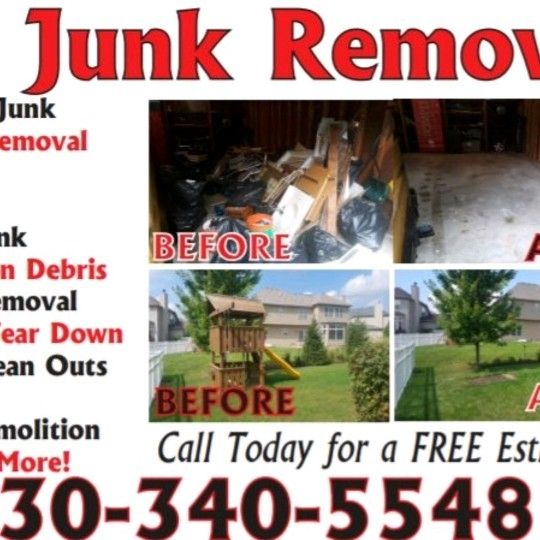 Ace Junk Removal Pros
