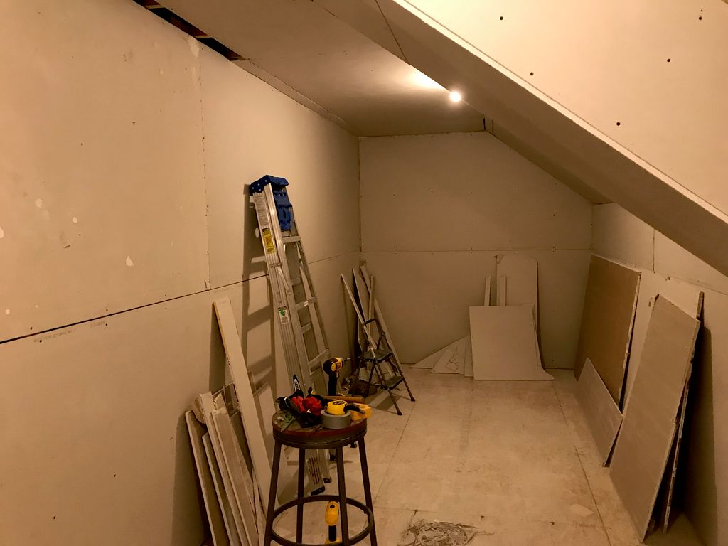 Drywall installation and Interior Painting