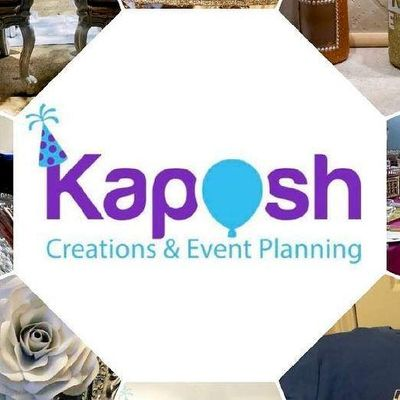 Avatar for Kaposh Creations & Event Planning