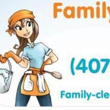 Avatar for Family Cleaning Orlando, FL Thumbtack